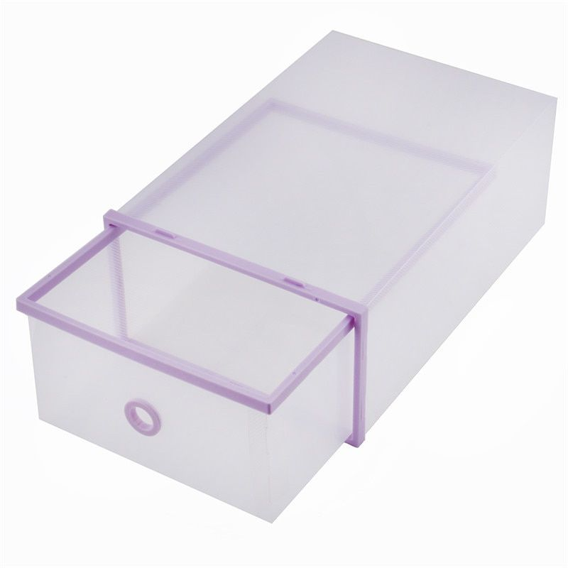 75 Reference Of Plastic Single Drawer Storage In 2020 Clear Plastic Shoe Boxes Storage Closet Organization Plastic Shoe Boxes