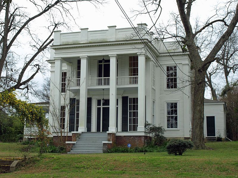 Pin on Alabama Famous Homes