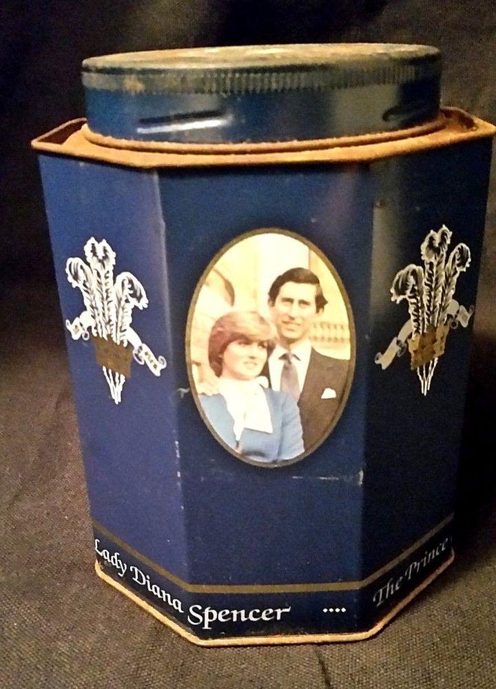 Lady Dianna & Prince Charles 1981 Royal Wedding Gift Pack