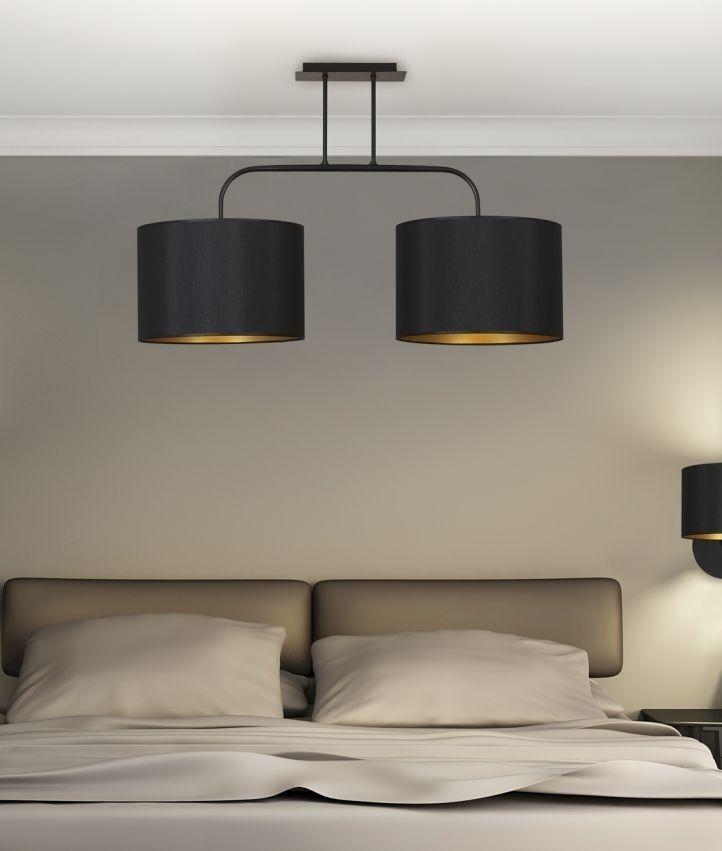Triple Drum Shades Flush Ceiling Light Flush Ceiling Lights Bedroom Decor Drum Shade