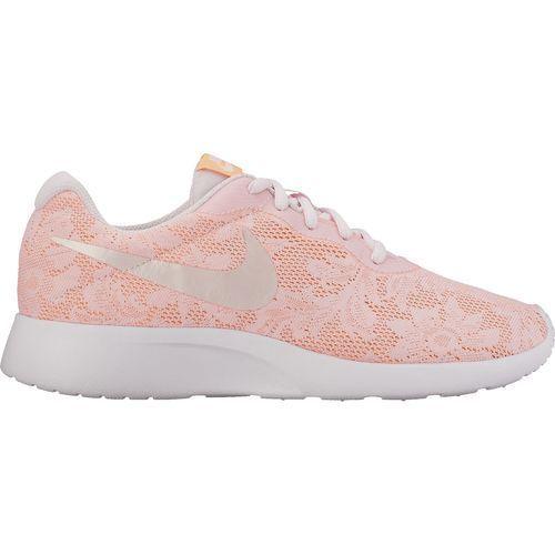 NIKE Women's Tanjun Running Shoe Pink Size 6.0