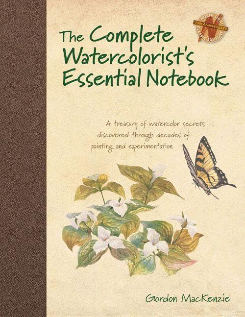The Complete Watercolorist's Essential Notebook | NorthLightShop.com