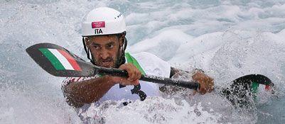 Canoa slalom: Molmenti è d'oro - Olimpiadi 2012 Corriere.it