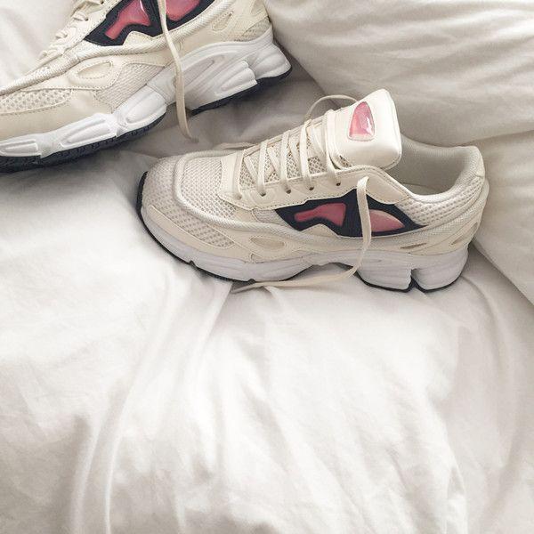 adidas Raf Simons Ozweego II White | SOTO Berlin. Sneakers AdidasWhite SneakersSneakers  WomenPlatform ...