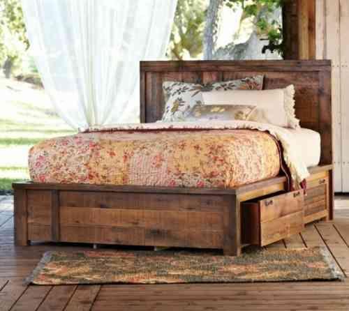 lit avec rangement id e cr ative pour les petits espaces lits pinterest bett. Black Bedroom Furniture Sets. Home Design Ideas