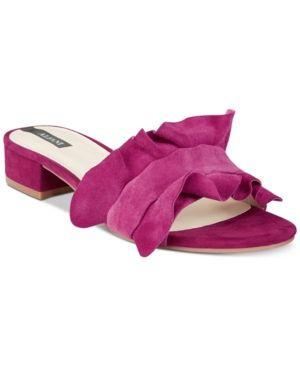 74ab738c5558 Alfani Women s Monah Slide On Sandals