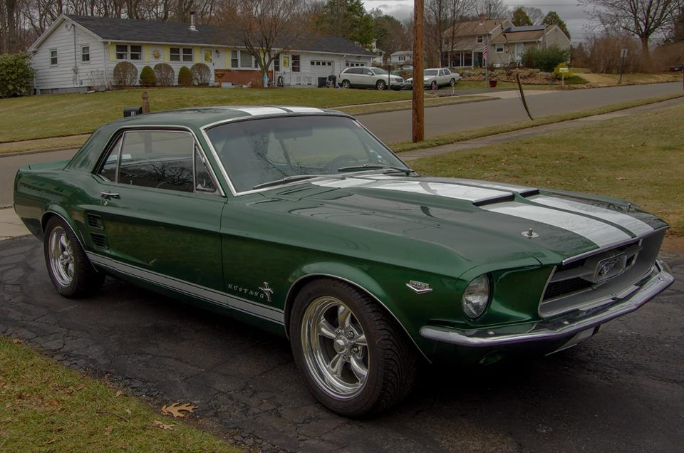 1967 Ford Mustang (East Haven, CT) 24,900 obo Give our