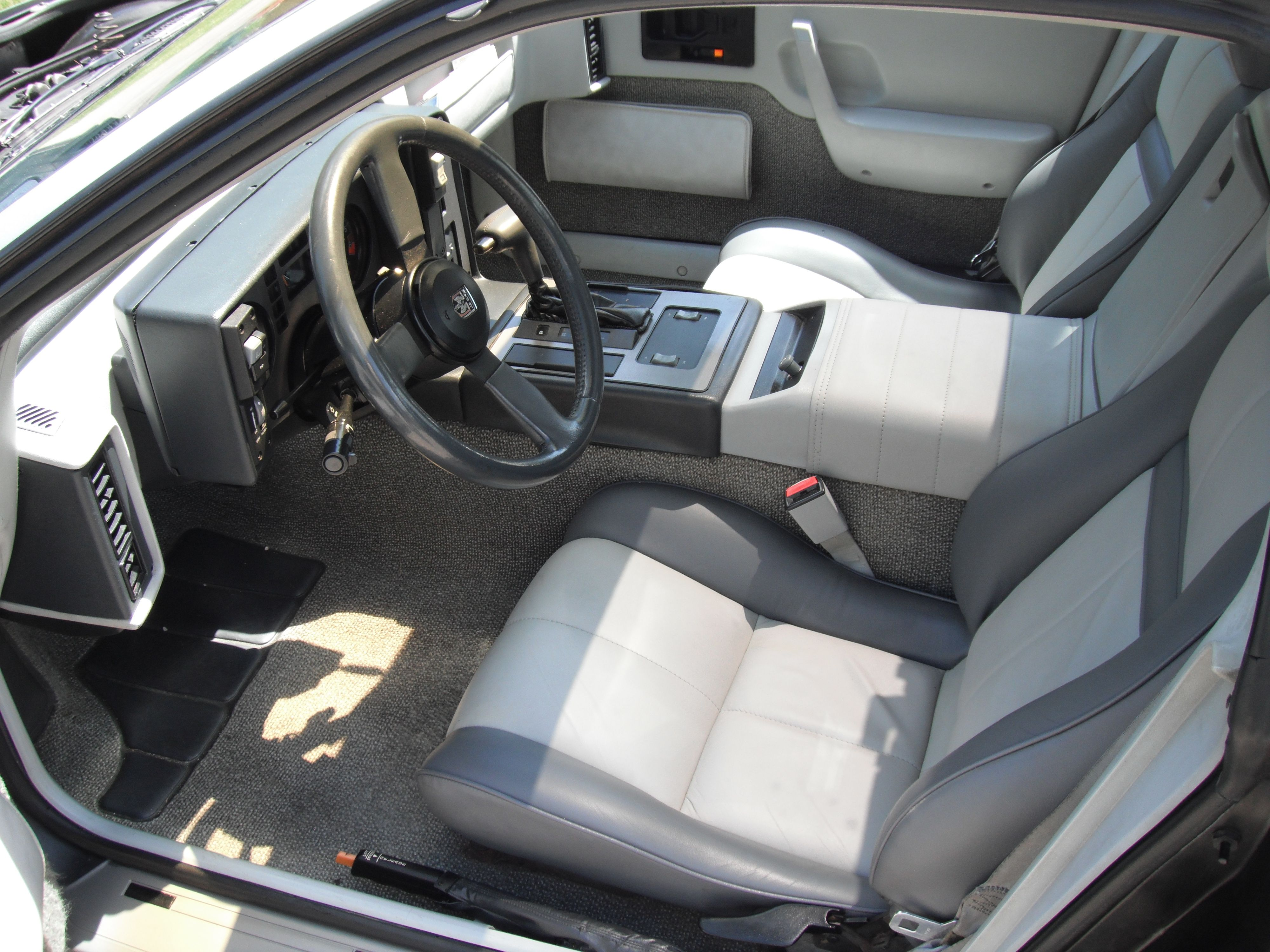 Pontiac Fiero v8 for sale by owner (1985). New Cadillac v-8 4.9 ...