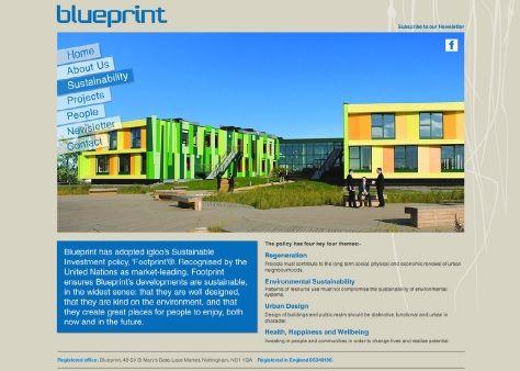 Blueprint webpage nottingham science park blueprint pinterest blueprint webpage nottingham science park malvernweather Gallery