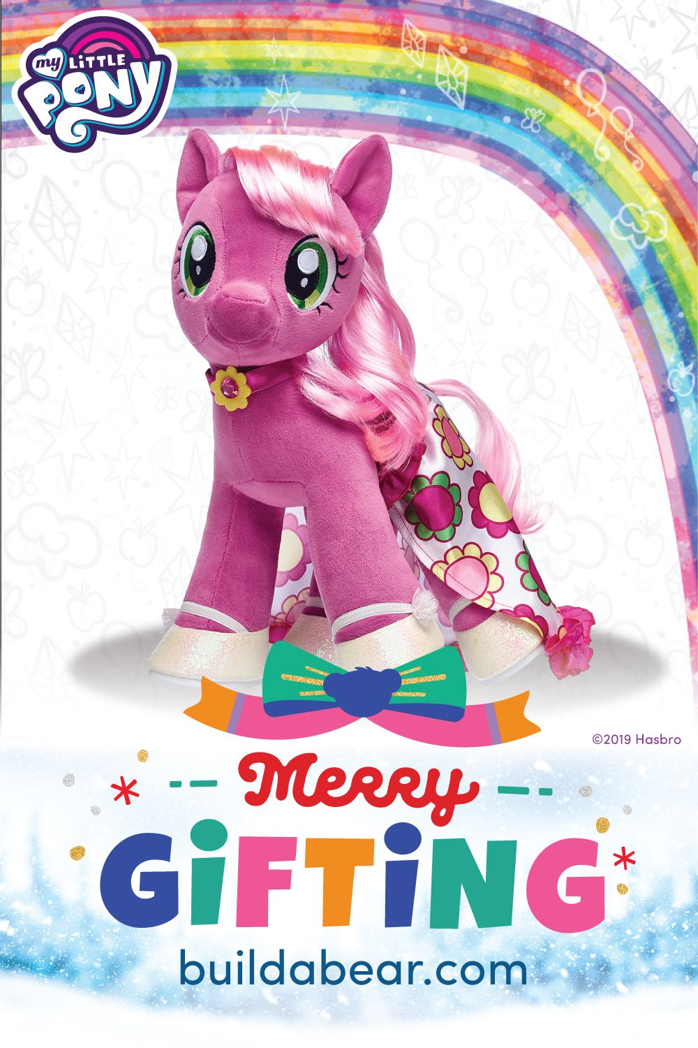 My Little Pony the Movie Small Notebook Ponies Stick Together Always