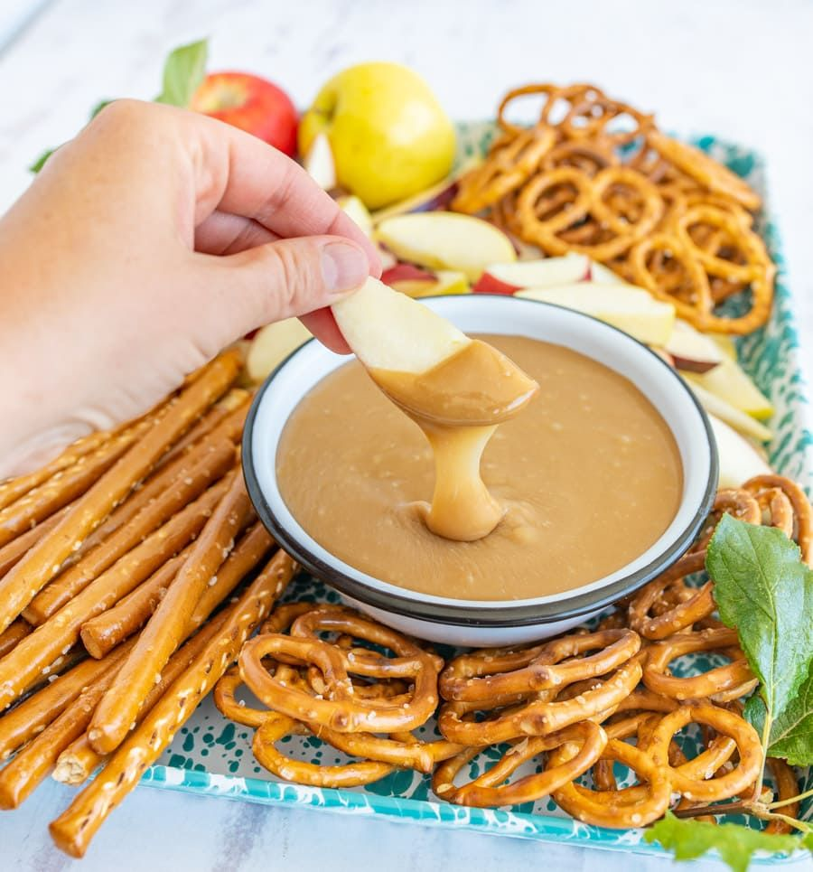 This Is The Caramel Dip Of Your Dreams Recipe Caramel Dip Recipes Caramel Recipe Easy