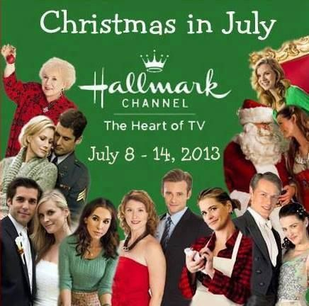Christmas In July Hallmark.The Hallmark Channel Is Running A Christmas In July