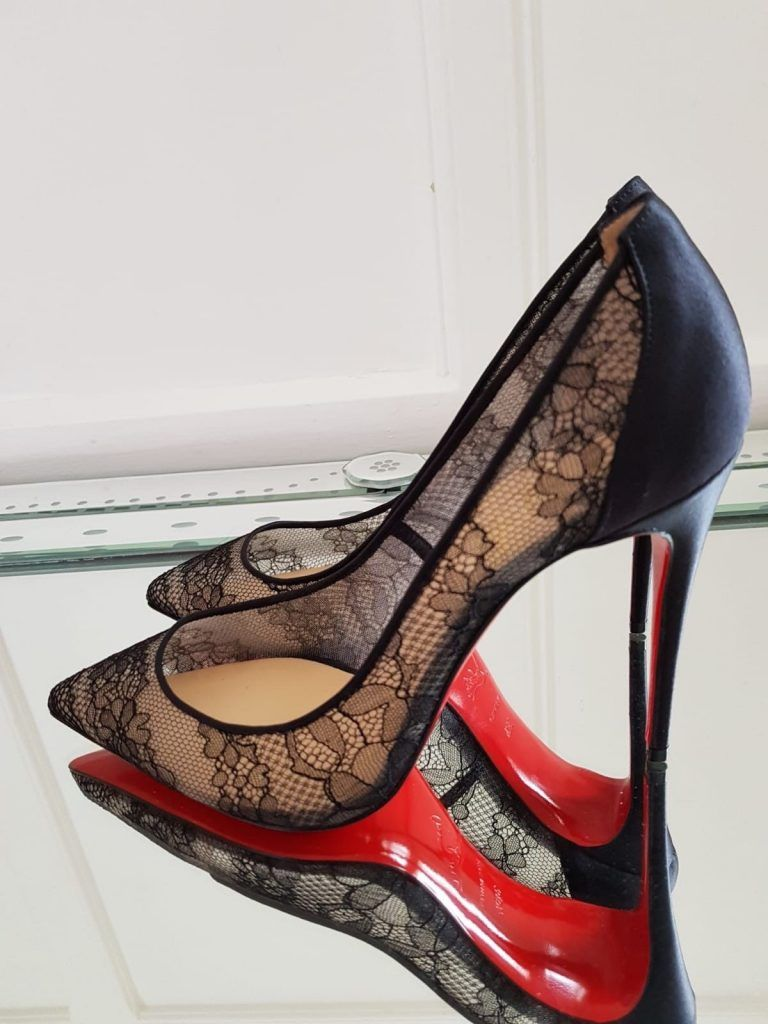second hand luxury shoes
