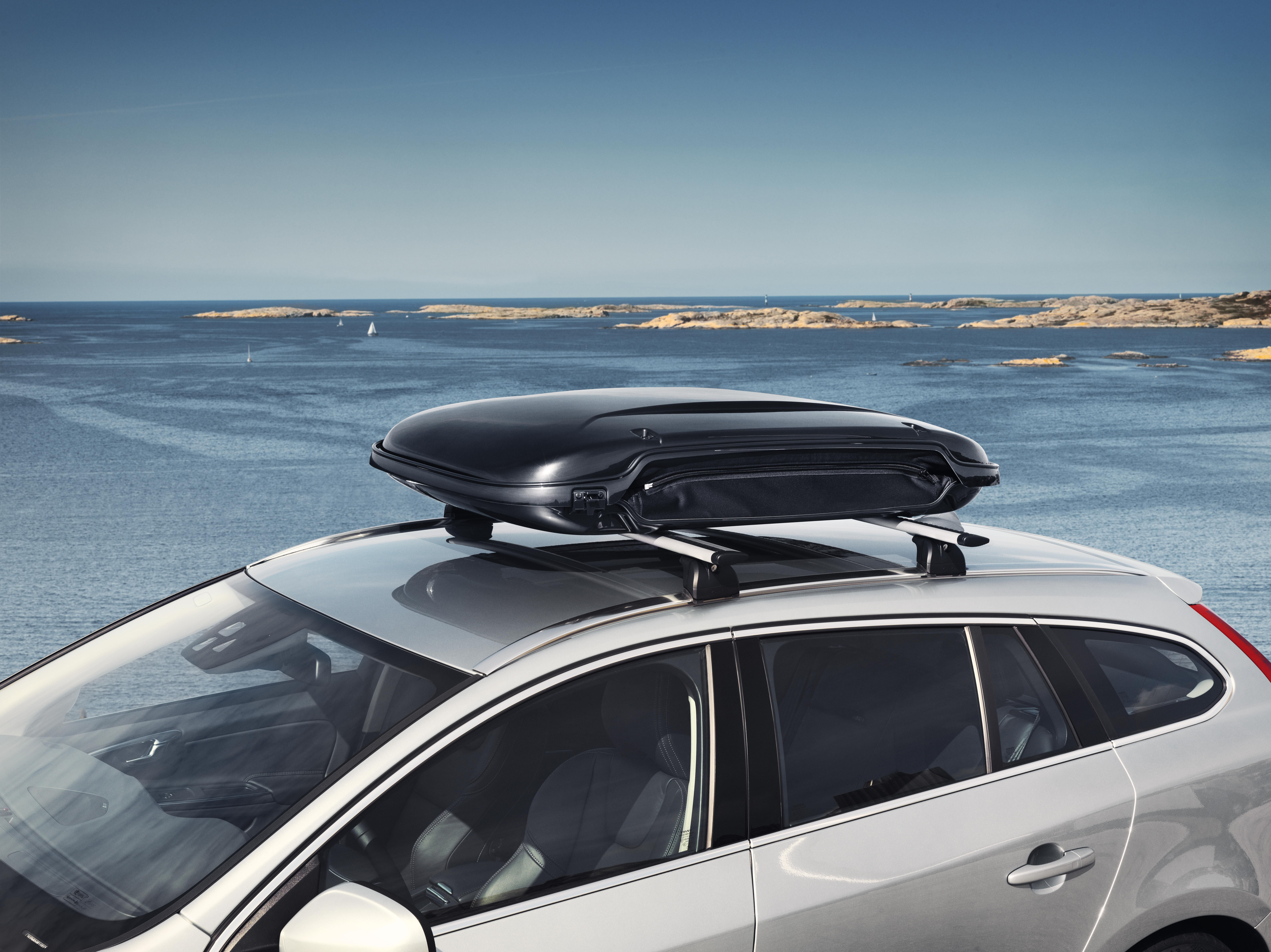 Volvo Culver City >> Cargo box. Expandable roof box | Roof box, Volvo xc90, Volvo