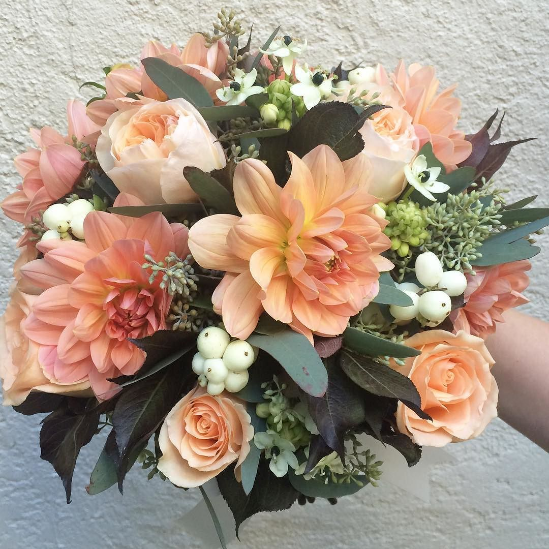 Awesome Vancouver Florist Katherine Designed This Beauty