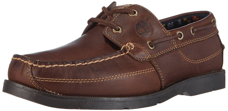 Casco Bay FTW_EK Casco Bay Boat Shoe, Mocassins (loafers) femme, Beige - Beige, 39.5Timberland
