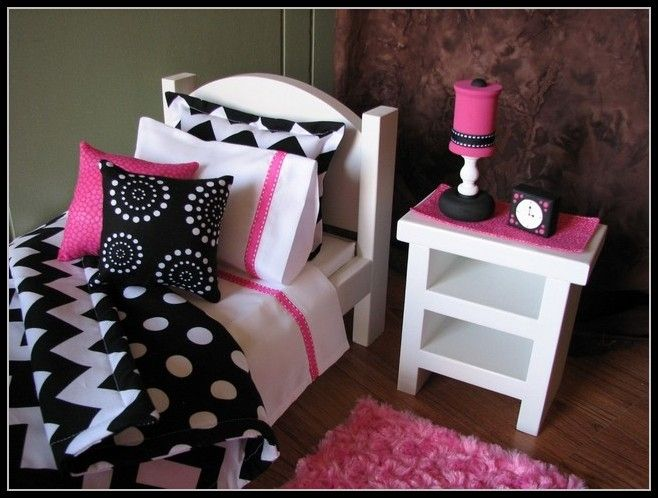 American Girl Doll Bedrooms American Girl Doll Bedroom Ideas ...