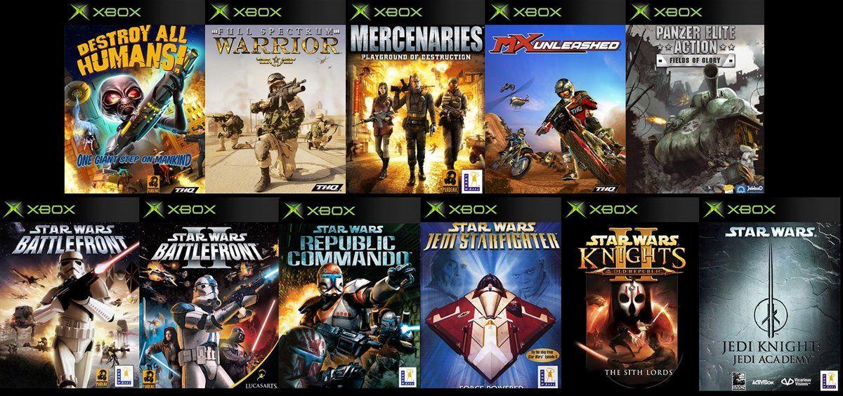 Se Unen 10 Juegos Del Xbox Original A La Lista De Retrocompatibles