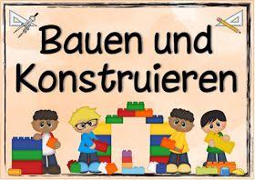 Ideenreise Themenplakat Bauen Und Konstruieren Hsk Grundschule