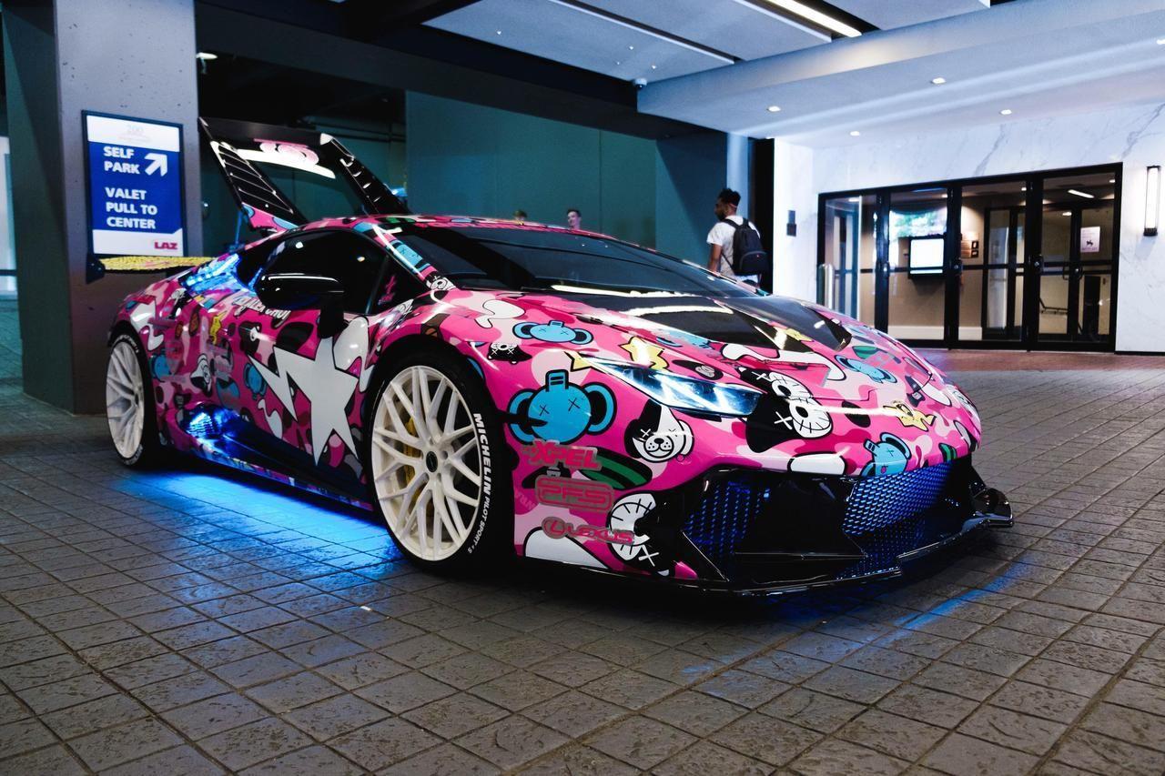 Another Look At Alex Choi S Outrageous Lamborghini Huracan Via