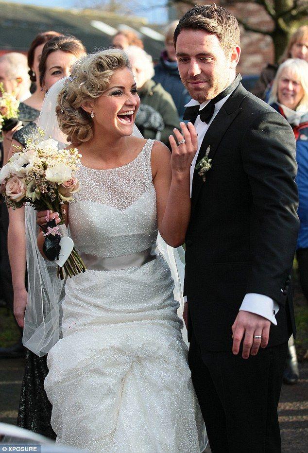 Former Blue Peter presenter Helen Skelton marries Richie