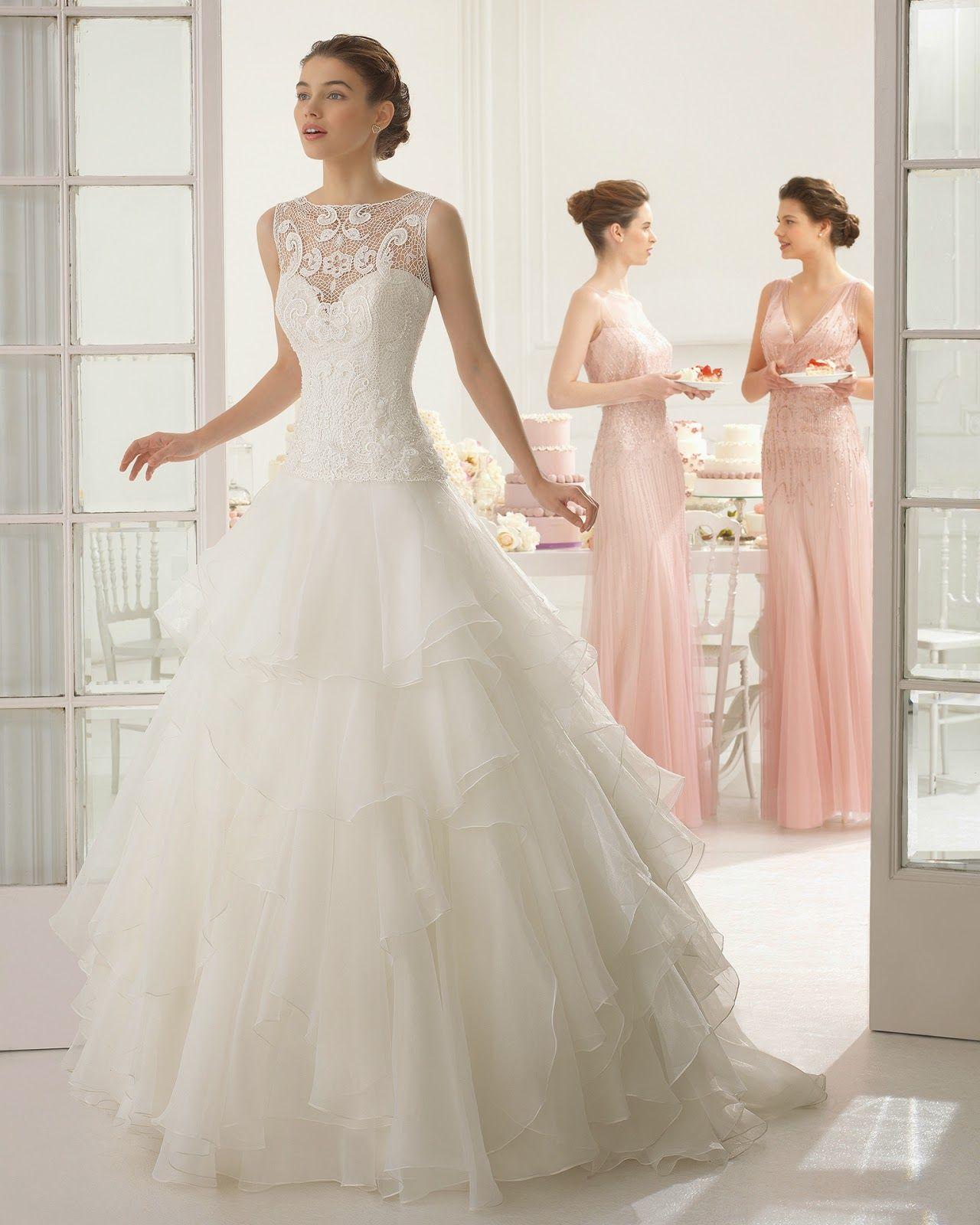 Resultados de la búsqueda de imágenes: vestidos de novia - Yahoo ...