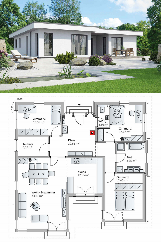 Charming Bungalow House Design
