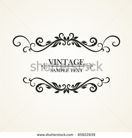 Swirl Floral Ornament Free Vector For Free Download About 692