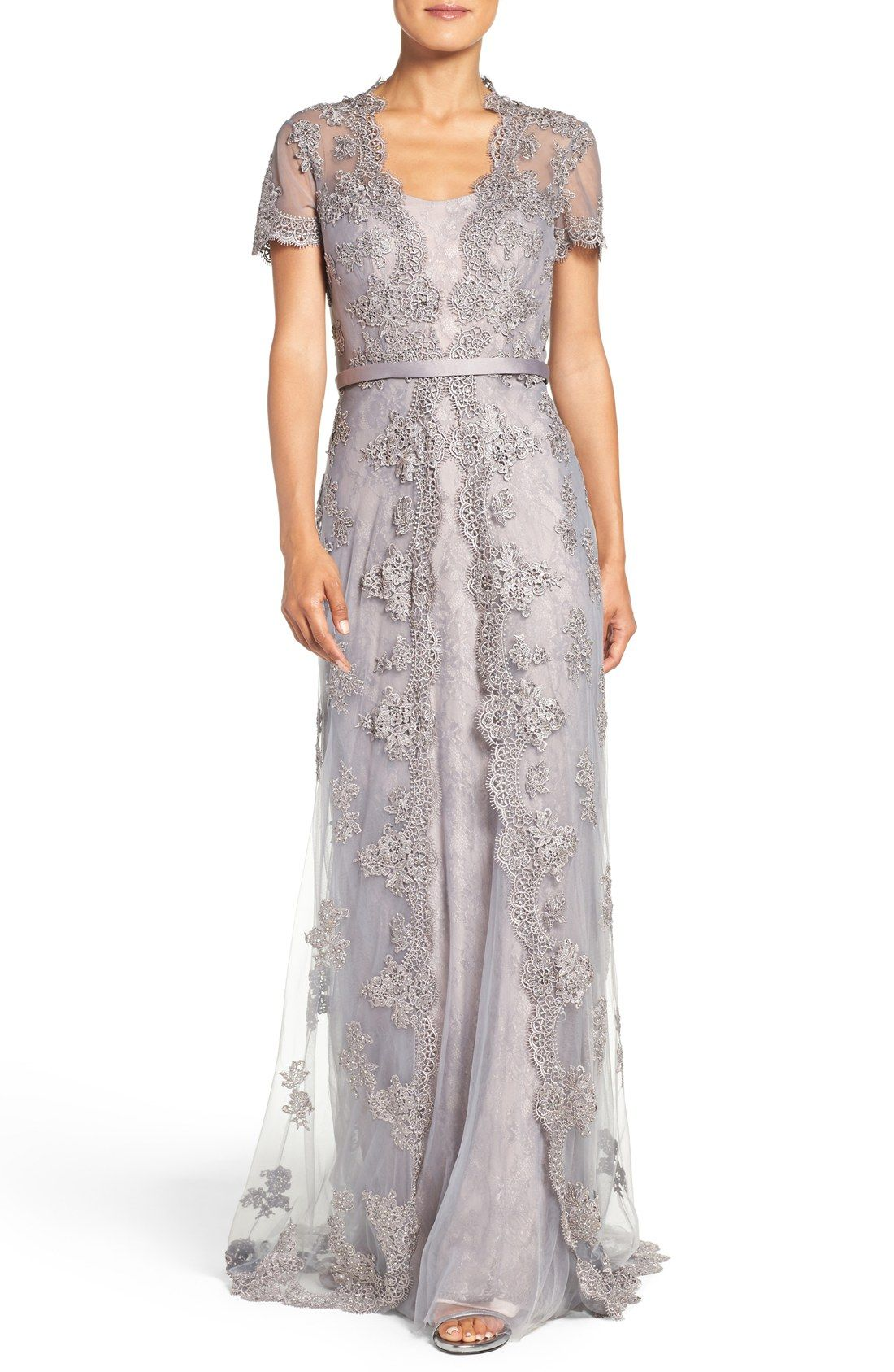 Silver Or Gray Mother Of The Bride Dresses Dresses For The Mother Of The Bride And Long Evening Gowns Mother Of Groom Dresses Mother Of The Bride Dresses Long