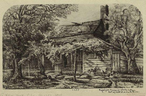 Big Old Houses Manhattan 1800 New York Social Diary