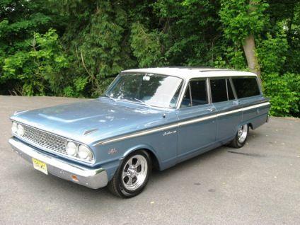 1961 ford ltd station wagon