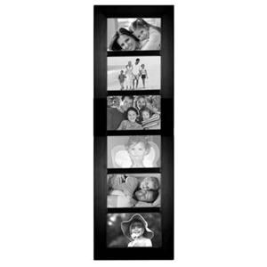 Display Your Prints In This Classic Photo Frame Holds 6 4x6 Prints