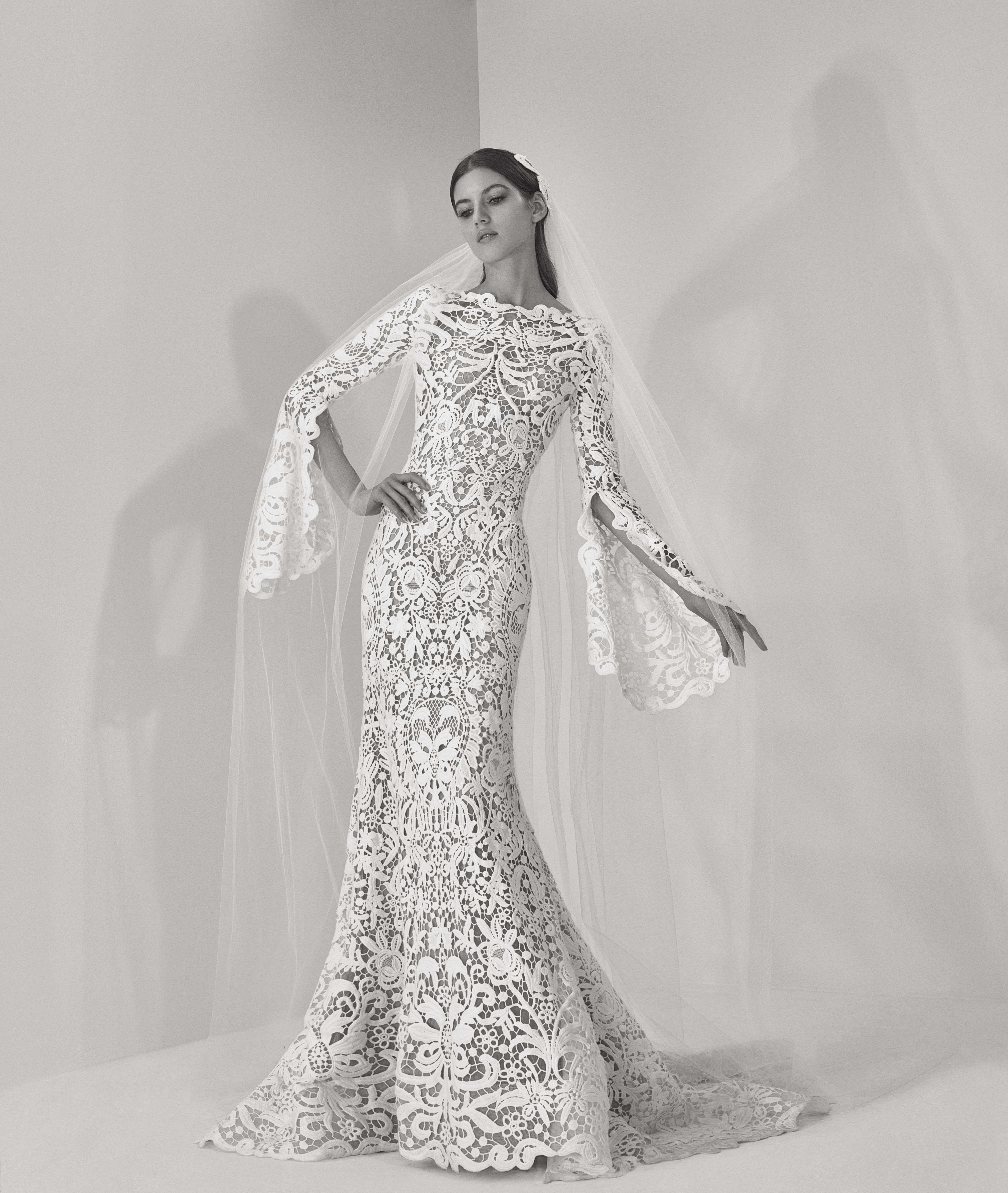 Elie saab bridal fall amwd pinterest wedding dresses