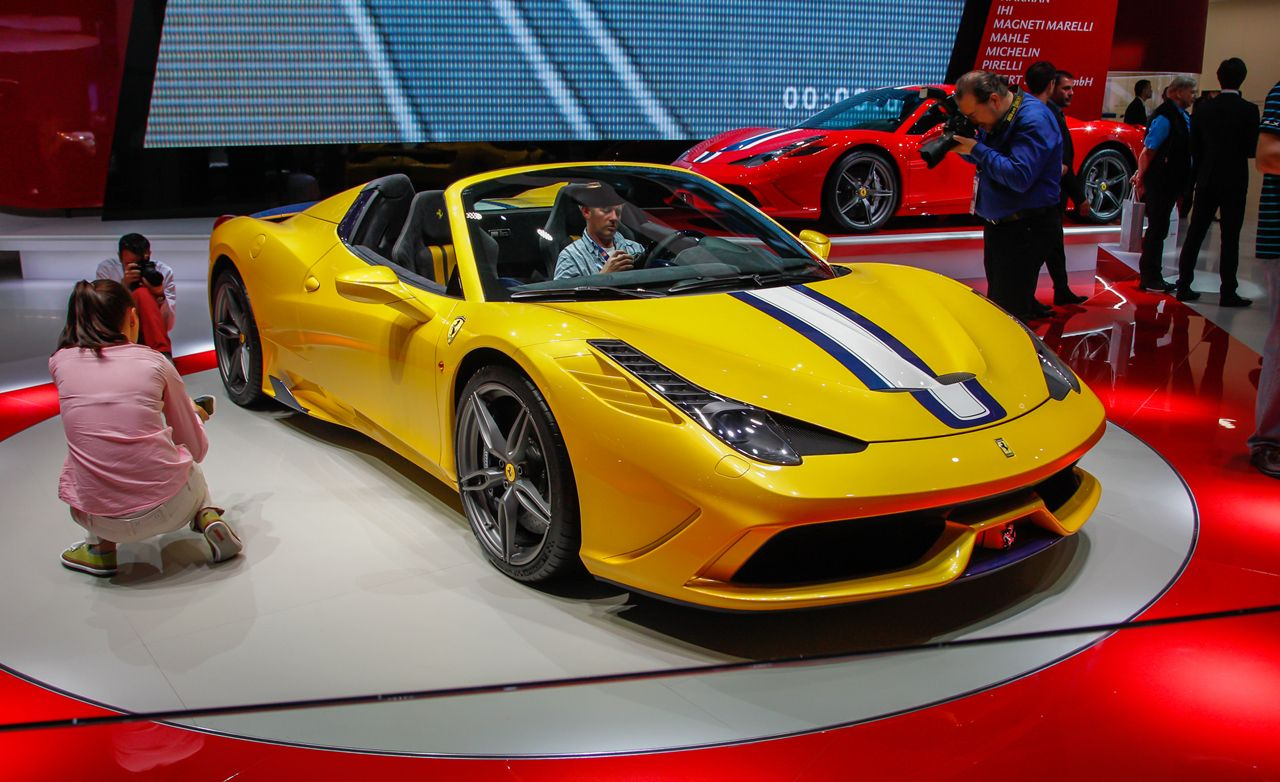2015 Ferrari 458 Speciale >> 2015 Ferrari 458 Speciale A Something For Mothers Day