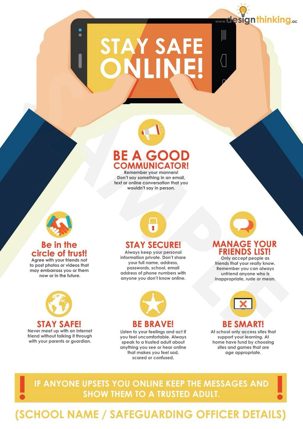 E safety poster designs - Help Students To Stay Safe And Legal Online With Our E Safety Posters