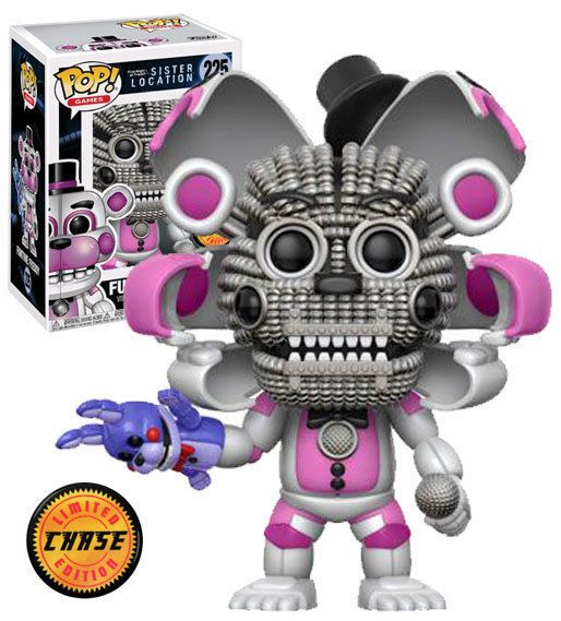 Five Nights At Freddys Sister Location Funtime Freddy 13730