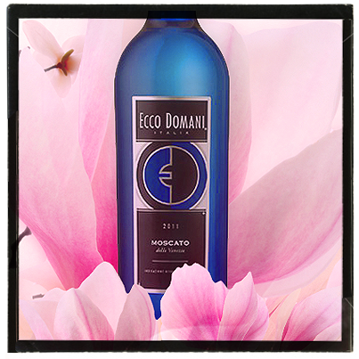Magnolias And Moscato Pairing The Two Makes Sweet Scents To Us With Images Book Club Parties Ecco Domani Sweet Scents