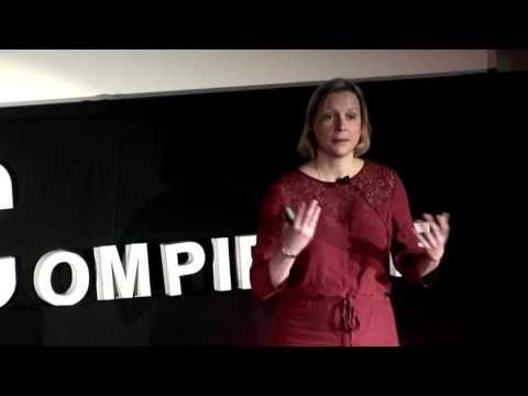 Toucher et entendre les cartes géographiques   Anke Brock   TEDxUTCompiègne - YouTube
