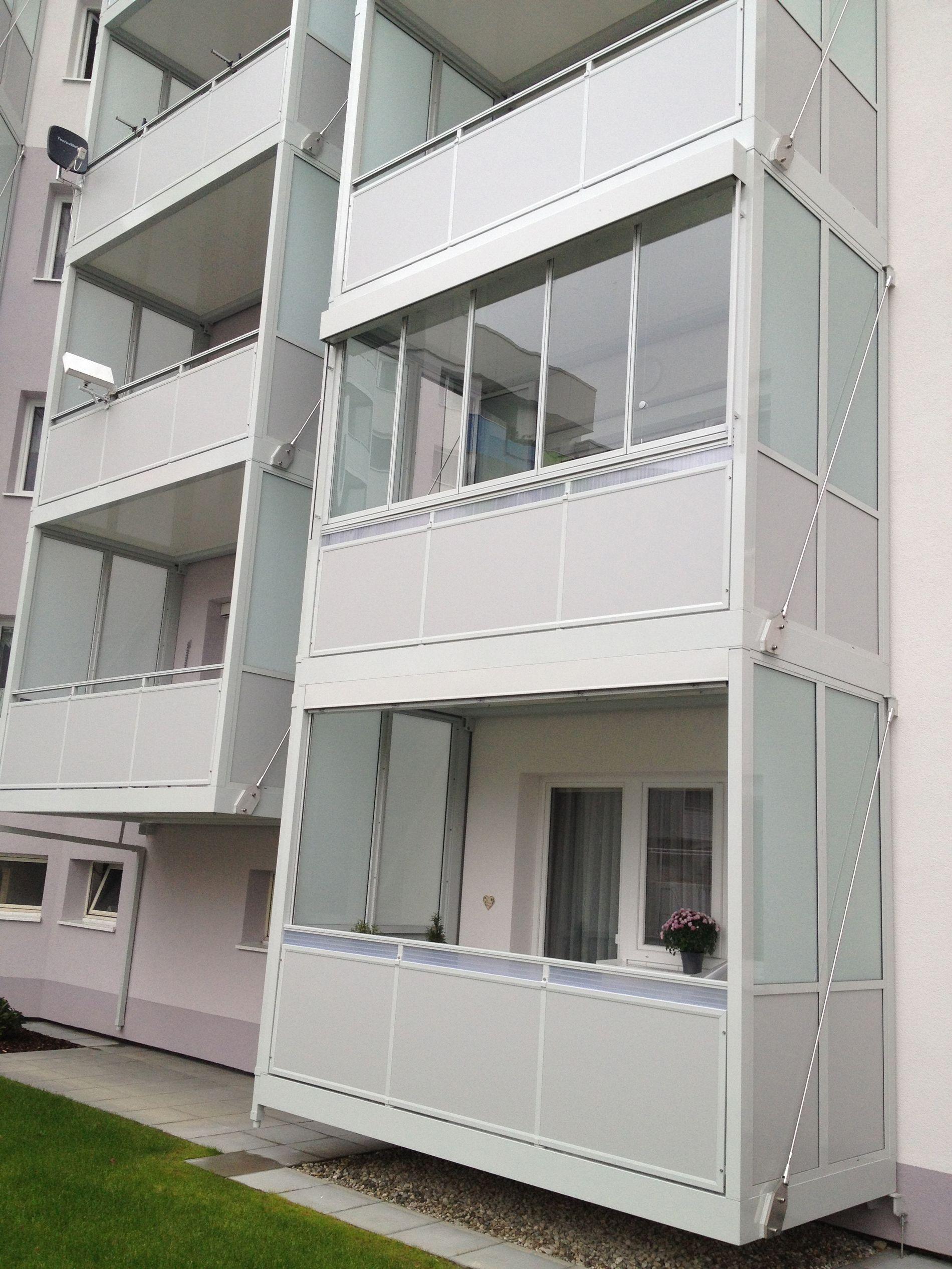 Schiebe Dreh Systeme Fur Balkon Glas In 2020 Balkon Glas Balkon