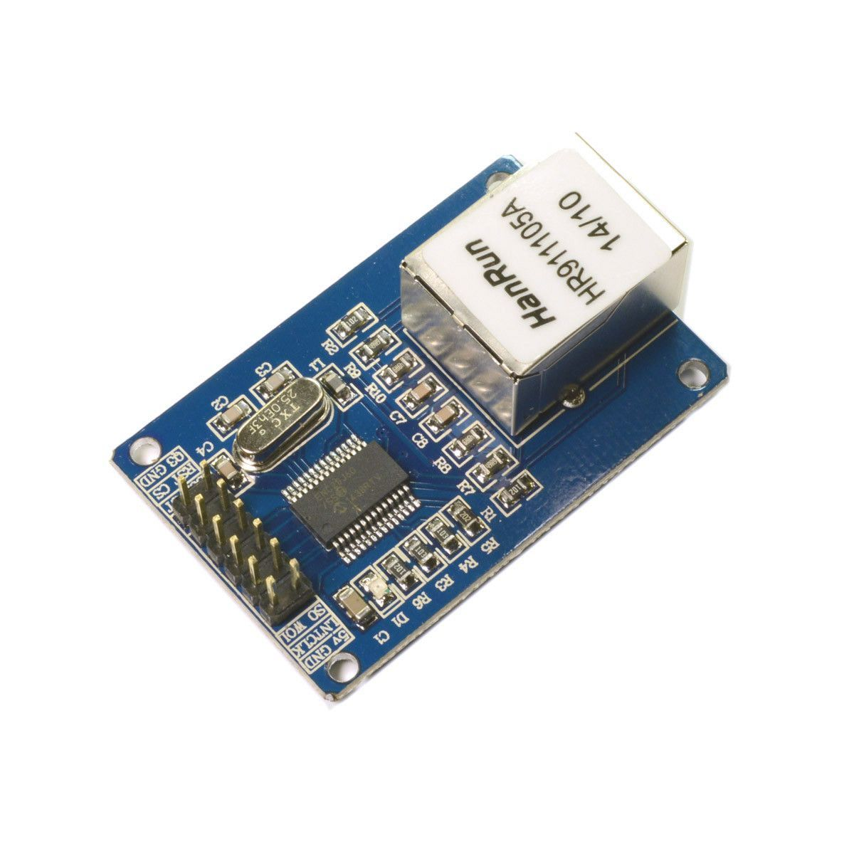 This is mini Ethernet LAN module for your Arduino controller, you ...
