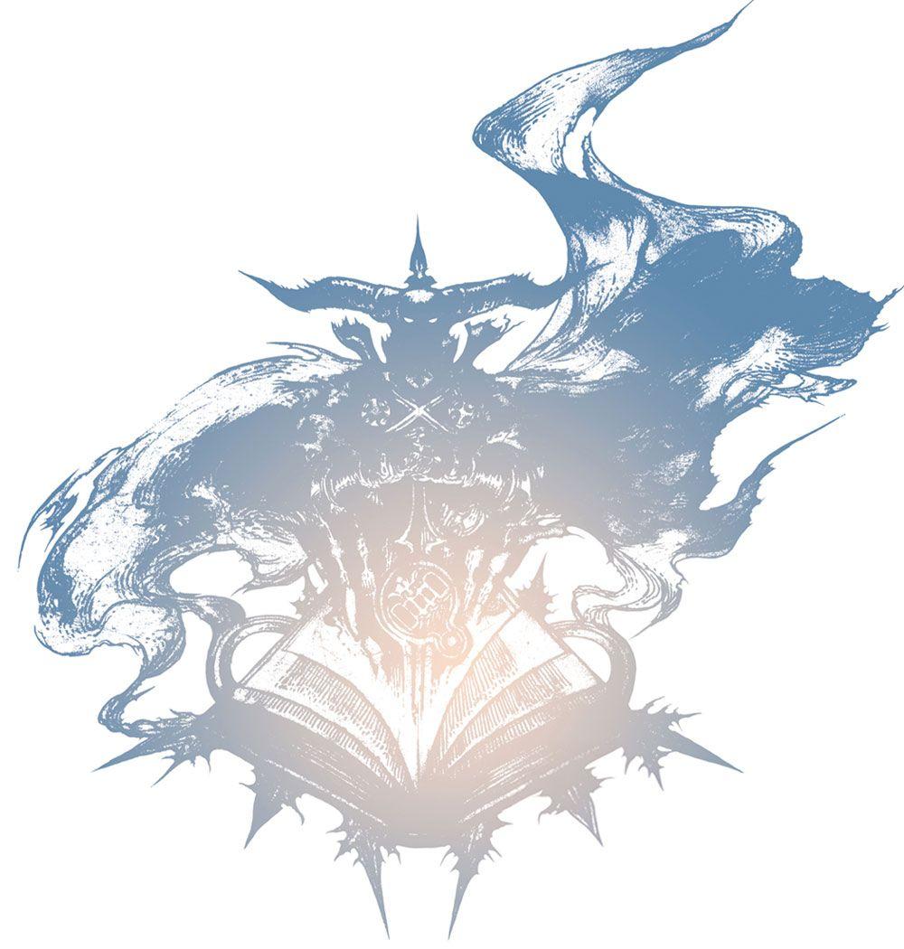 Judge Logo Artwork Final Fantasy Logo Final Fantasy Art Final Fantasy Tactics