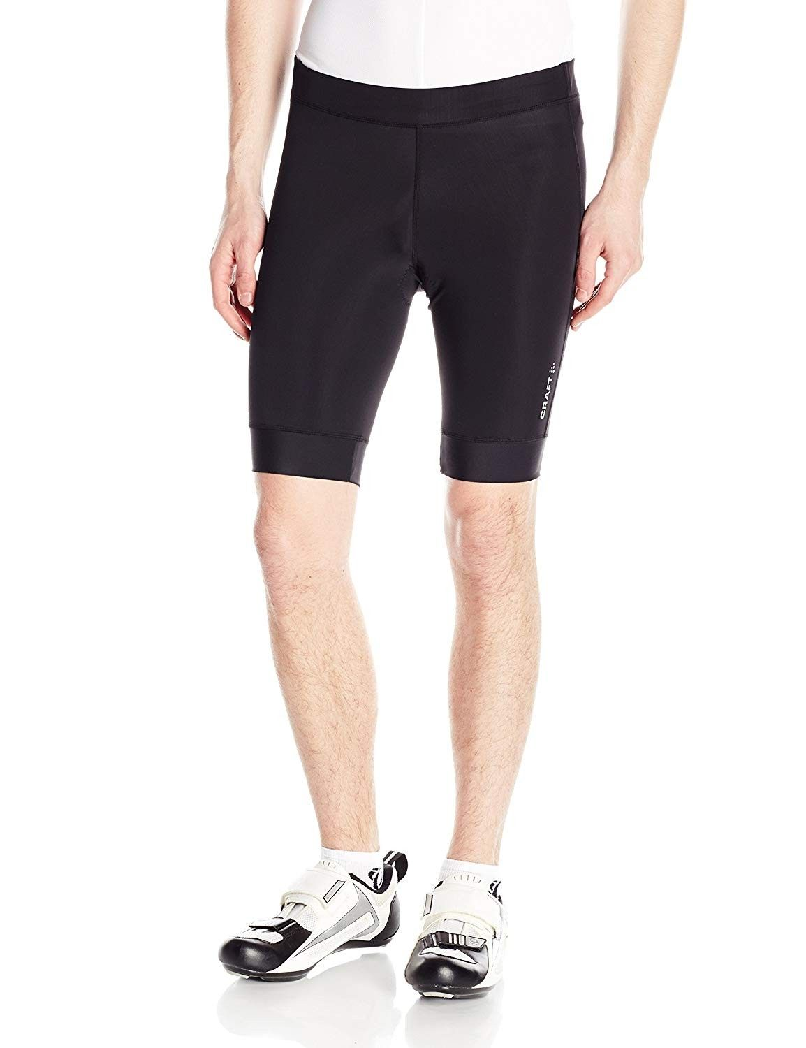 Men S Motion Compression Bike Cycling Fitted Chamois Padded Shorts
