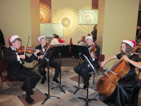 Holiday Performance: Colorado Springs Youth Symphony Colorado Springs, CO #Kids #Events