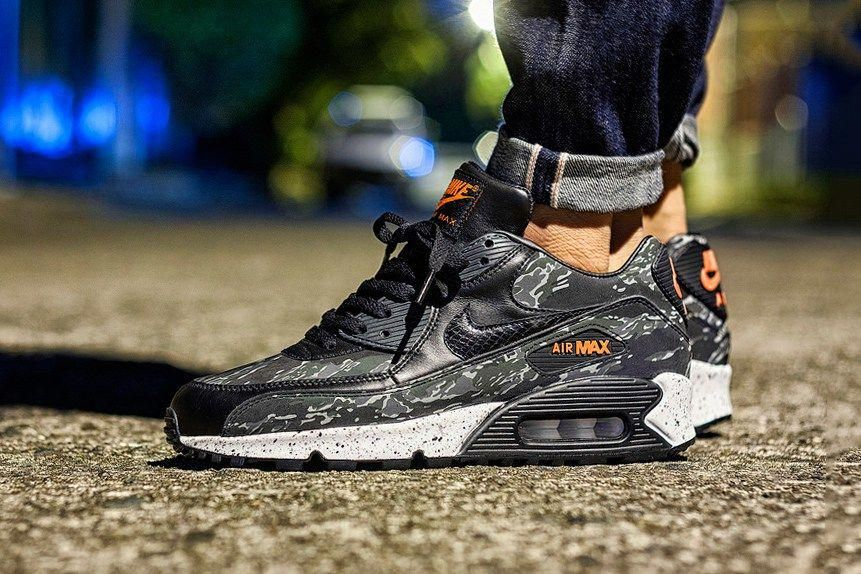 "10ab52a5657a4 atmos x Nike Air Max 90 ""Tiger Camo"" #runningshoes 