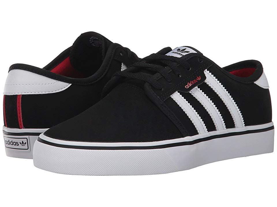 adidas Skateboarding Seeley J (Little KidBig Kid) (Core