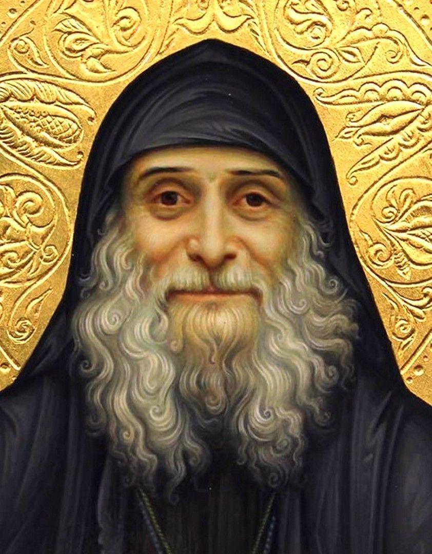 становишься фото грузинского святого габриэля модификацию