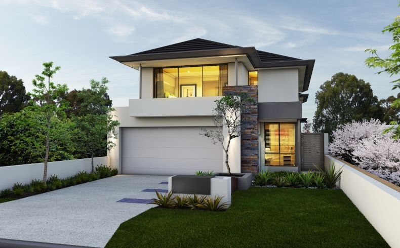 Webb & Brown-Neaves Home Designs: The Tanu. Visit Www
