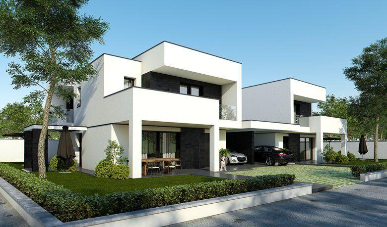 Villa maiemi 2016 olindo bertipaglia progetti da for Architettura ville moderne
