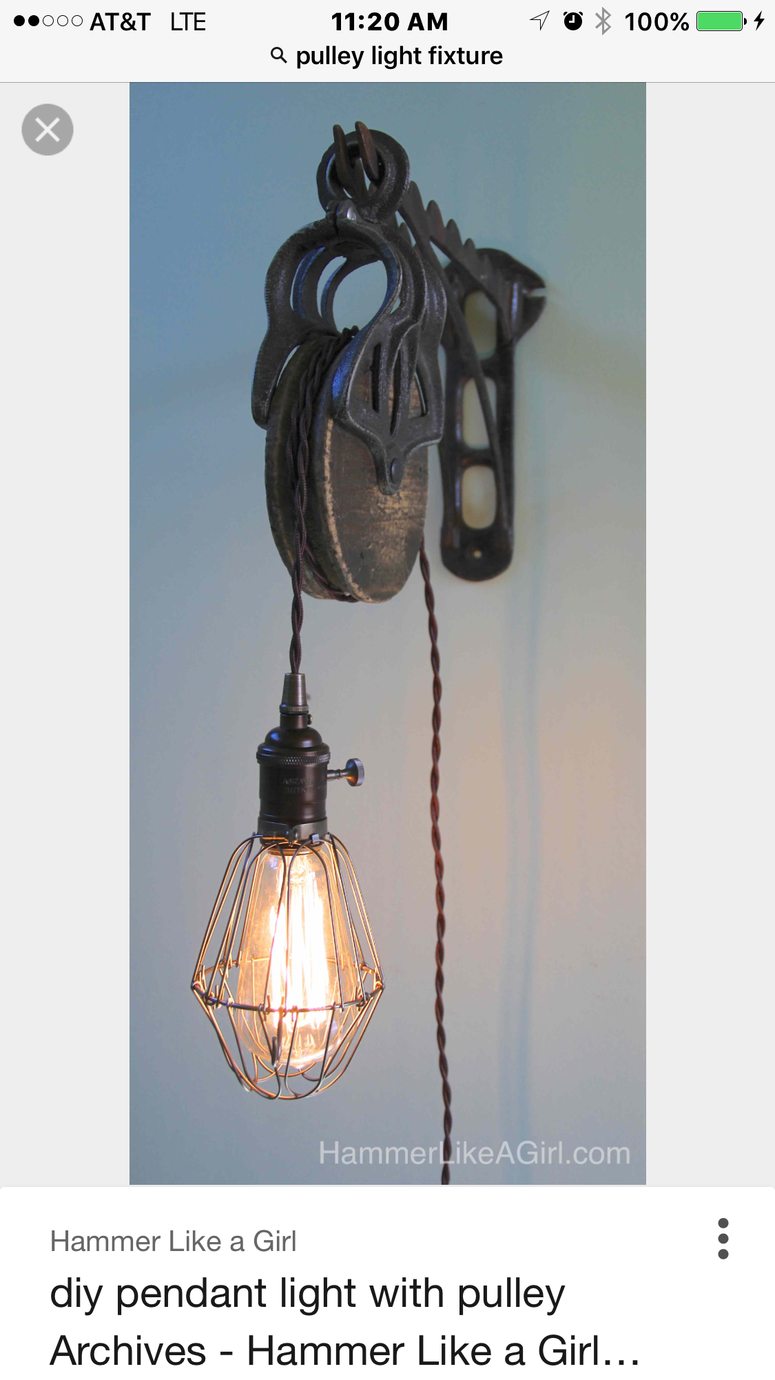 Pin By Manon Proteau On Luminaire Pulley Light Fixture Diy Pendant Light Pulley Light