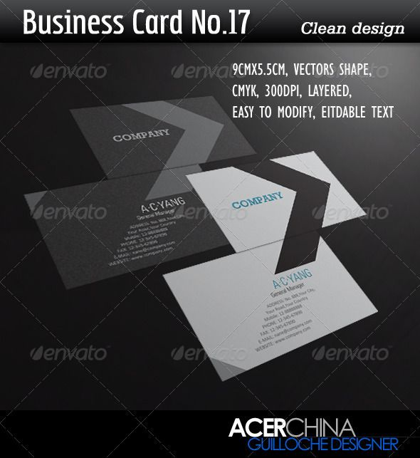 Business card no17 fonts logos icons pinterest fonts business card no17 reheart Image collections